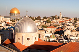 Jerusalem World's Top 10 Destinations