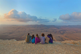 The Israeli Negev Region