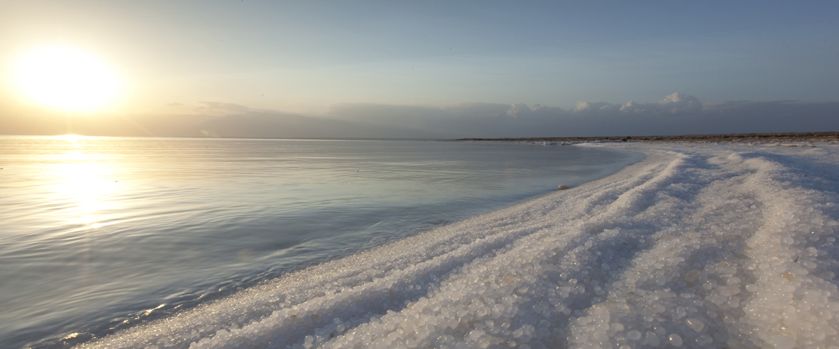 Dead Sea weather and climate