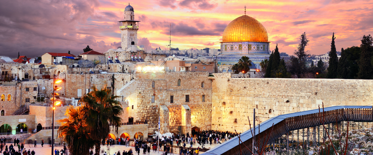 Jerusalem Attractions and Hotels