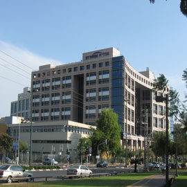 Ramat Hachayal Business District