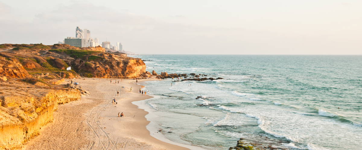Netanya Beaches