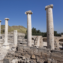 Beit Shean National Park