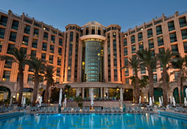 Hilton Queen of Sheba Hotel Eilat
