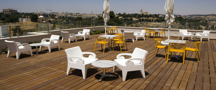 boutique hotel israel