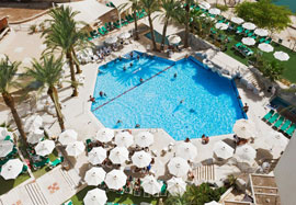 crown plaza Eilat