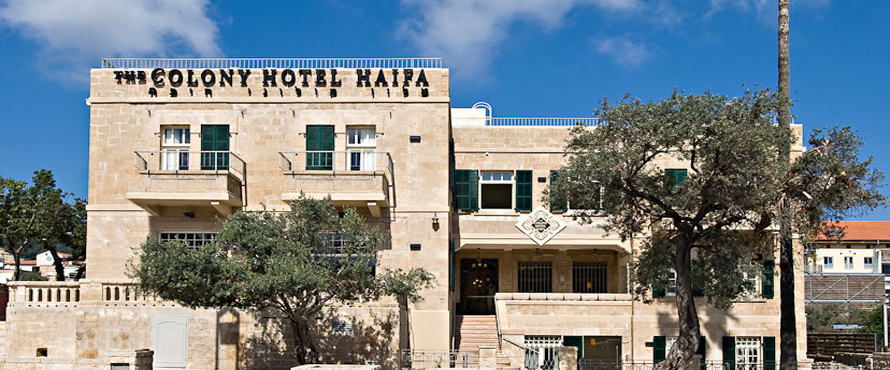 Colony Hotel Haifa
