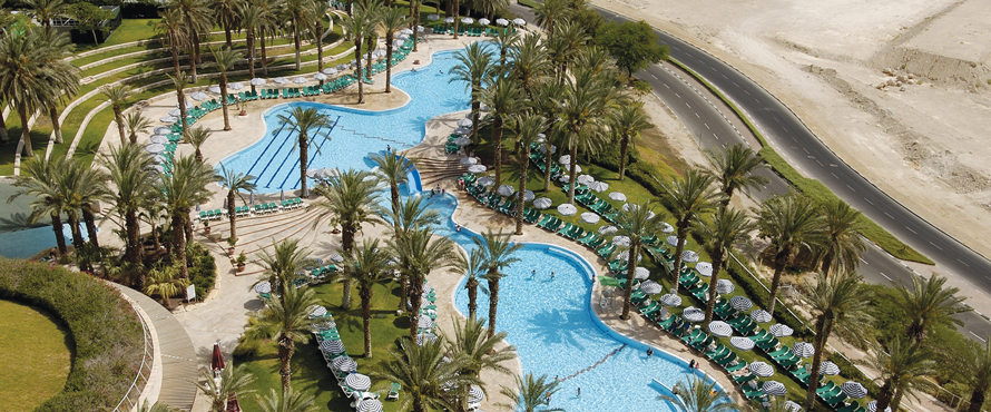 David Dead Sea Resort and Spa