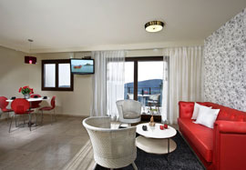 Rimon Suites Hotel Safed