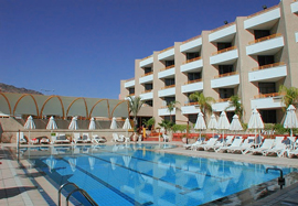 Orchid Reef Hotel Eilat