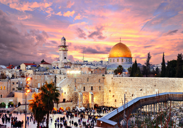 Jerusalem City Break Packages