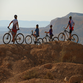 Bike Tours in Israel